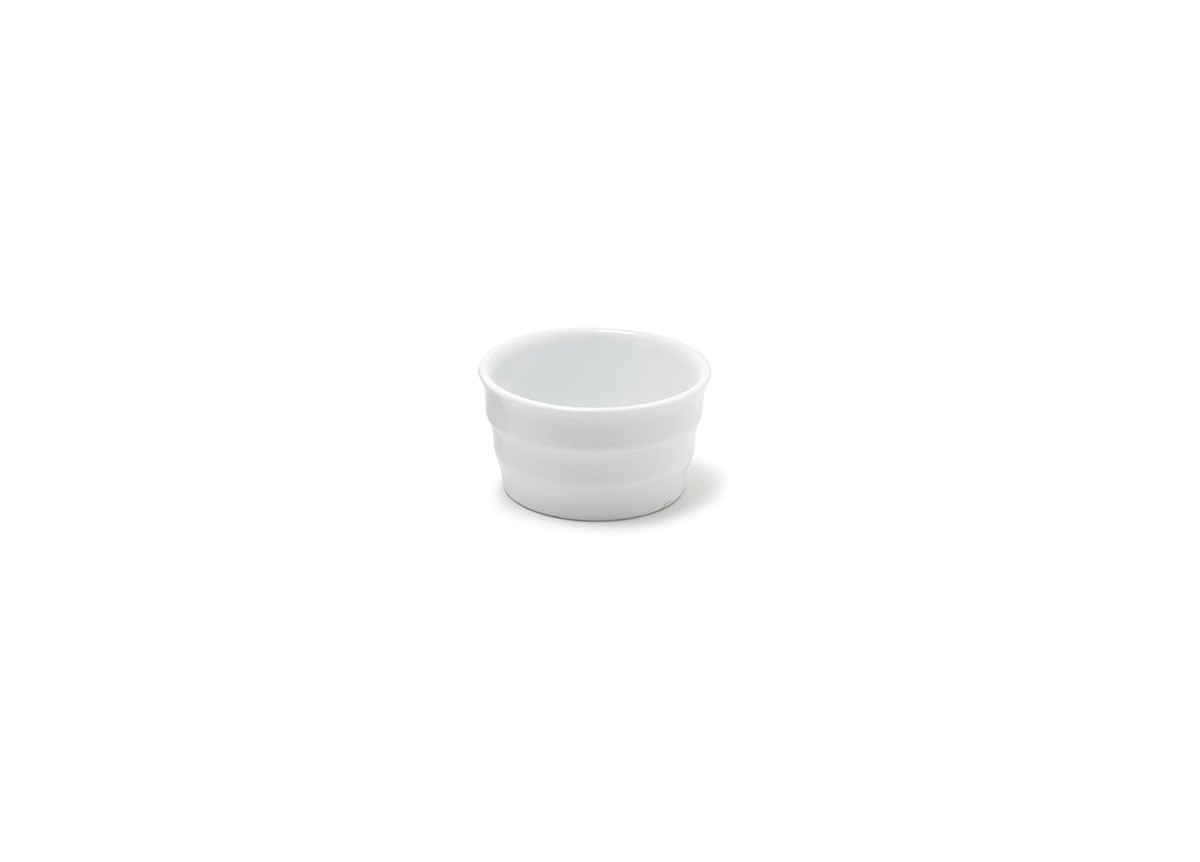 3oz Ribbed Cup/Ramekin
