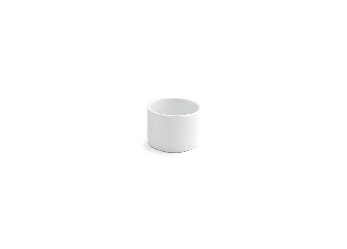 2oz Tall Soho Cup/Ramekin - White