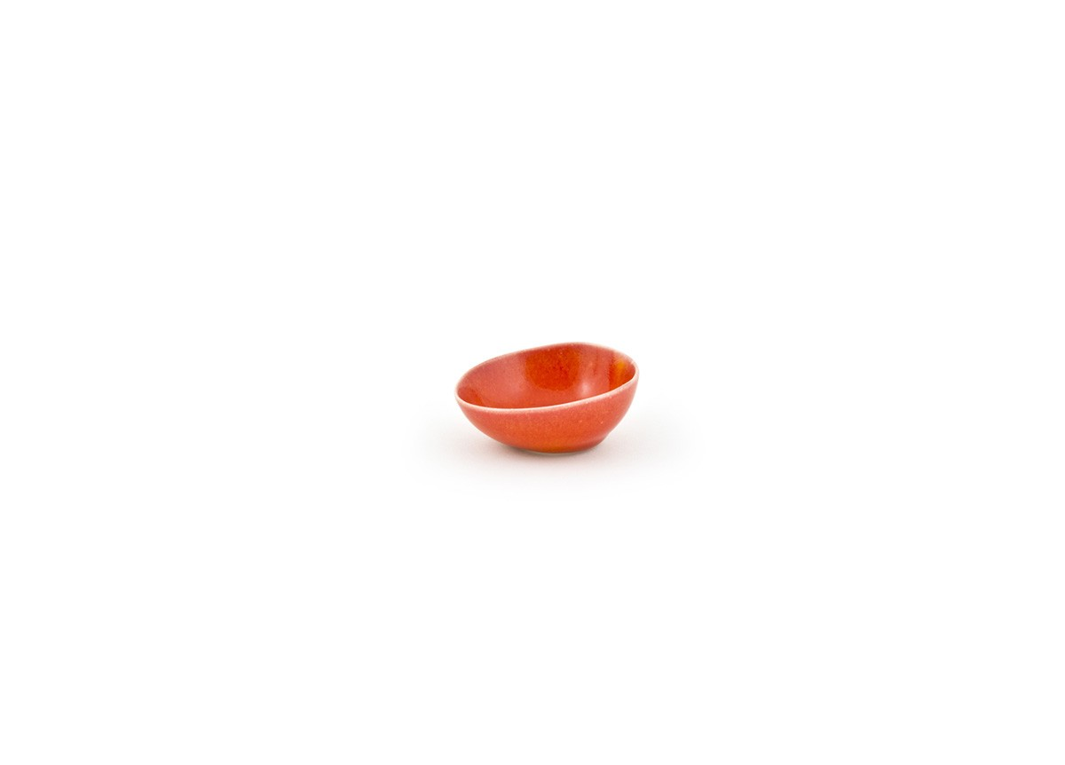 1.5oz Kiln Ramekin - Blood Orange