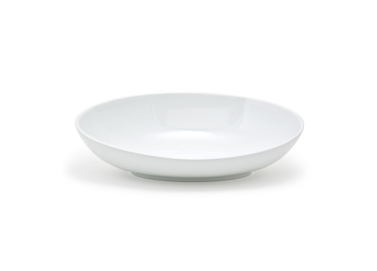 "16"" Ellipse Slanted Bowl"