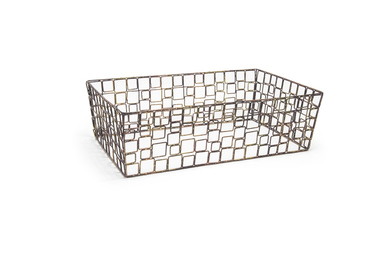 Coppered Link Housing - Deep