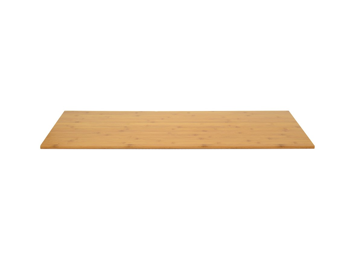 "14"" x 36"" Buffet Boards - Natural Bamboo"