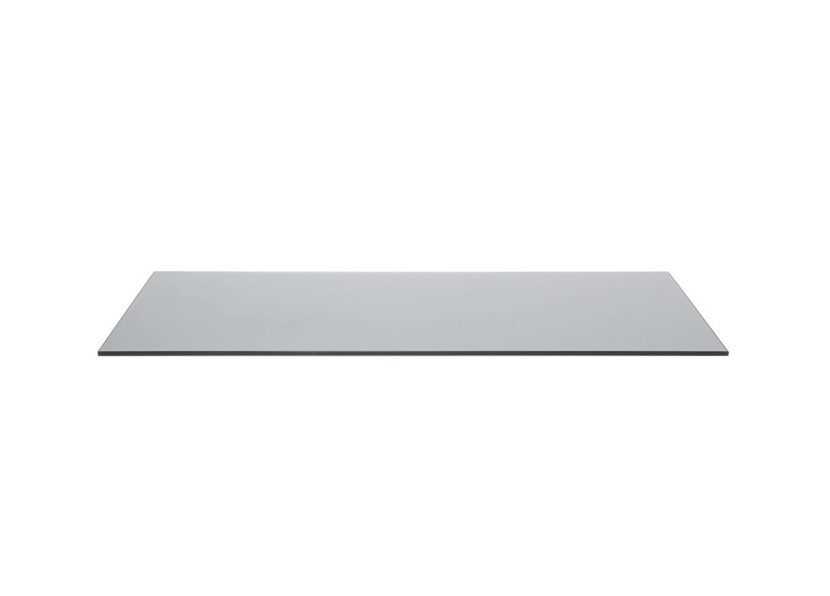 "14"" x 36"" Buffet Boards - Smoke Tempered Glass"