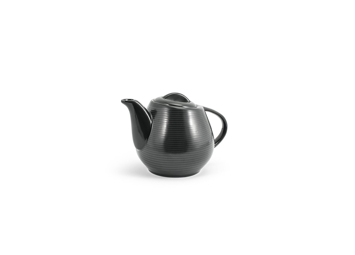 15oz Spiral Teapot - Ink