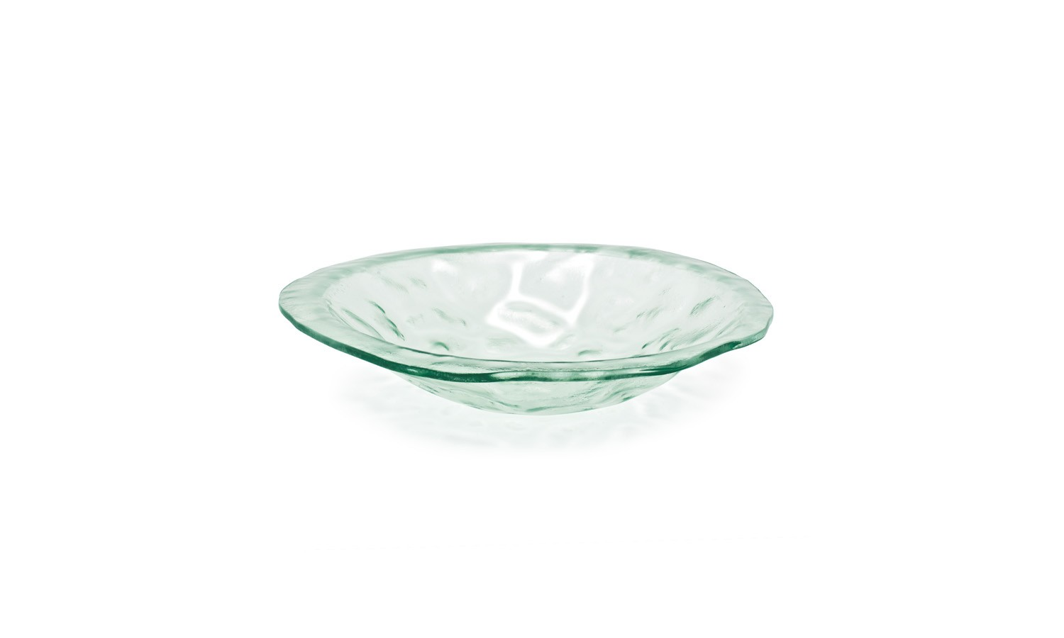 "10"" Rim Arctic Bowl - Clear"