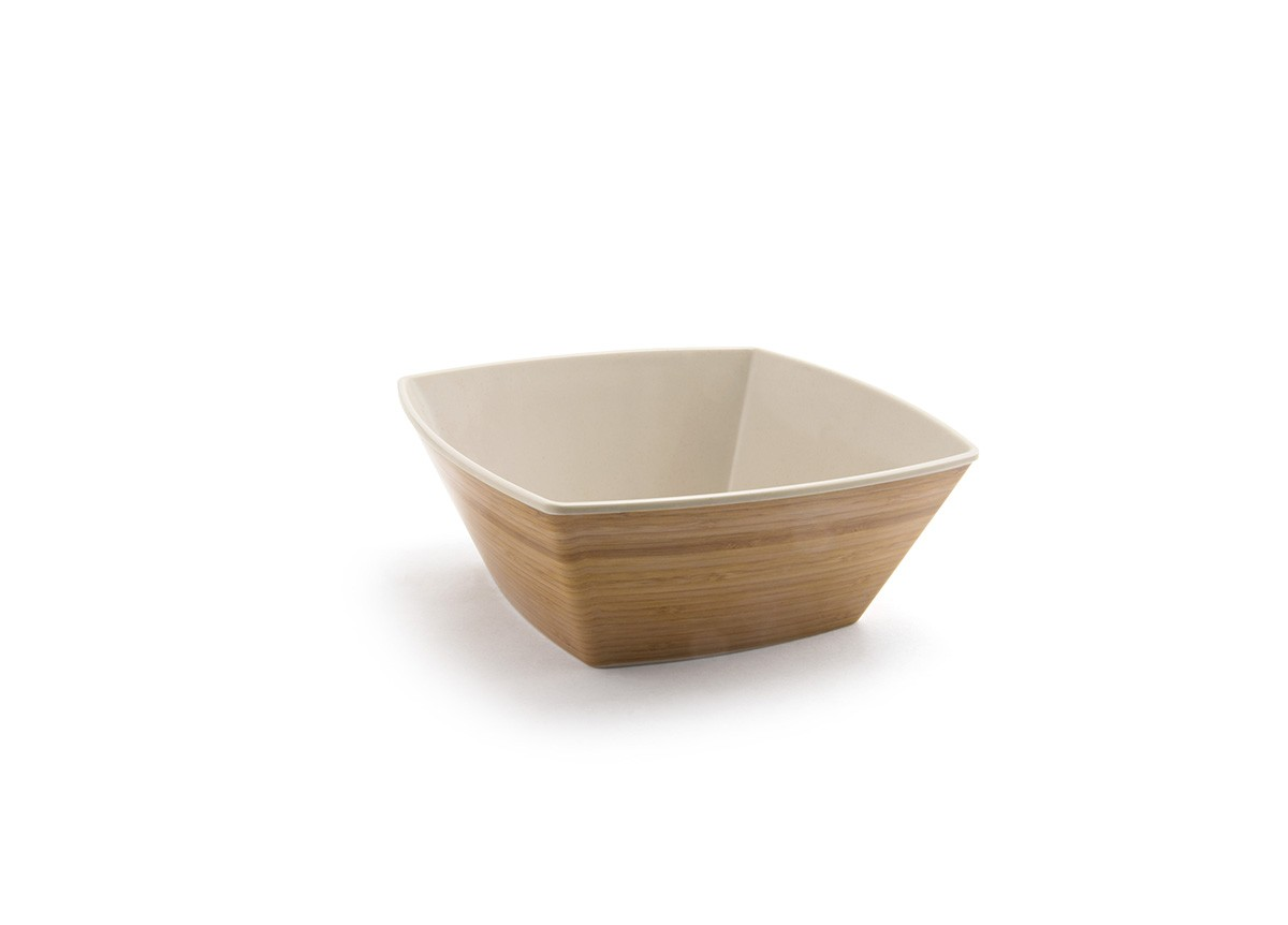 "8.5"" Platewise Mod Square Bowl"