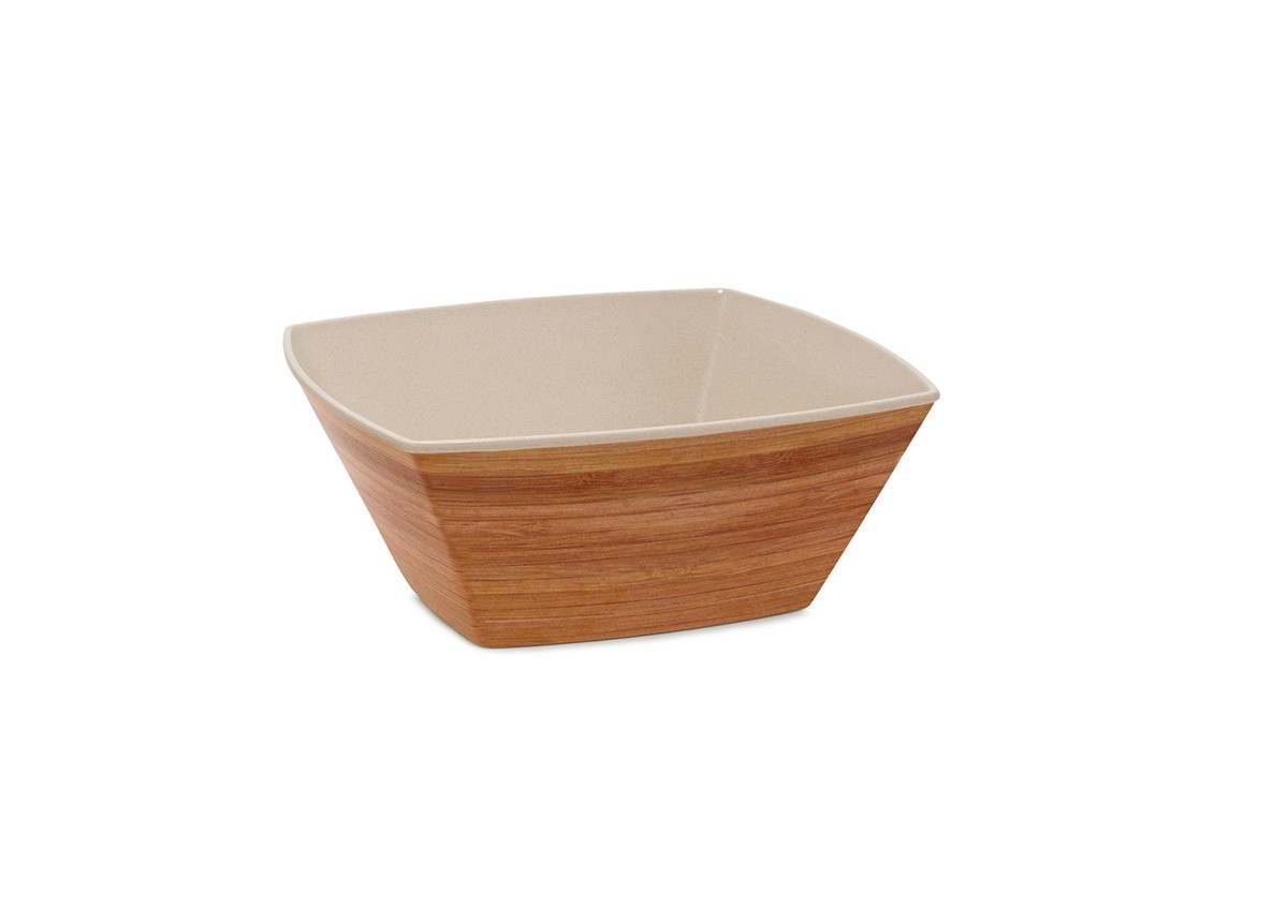 "9.25"" Platewise Mod Square Bowl"