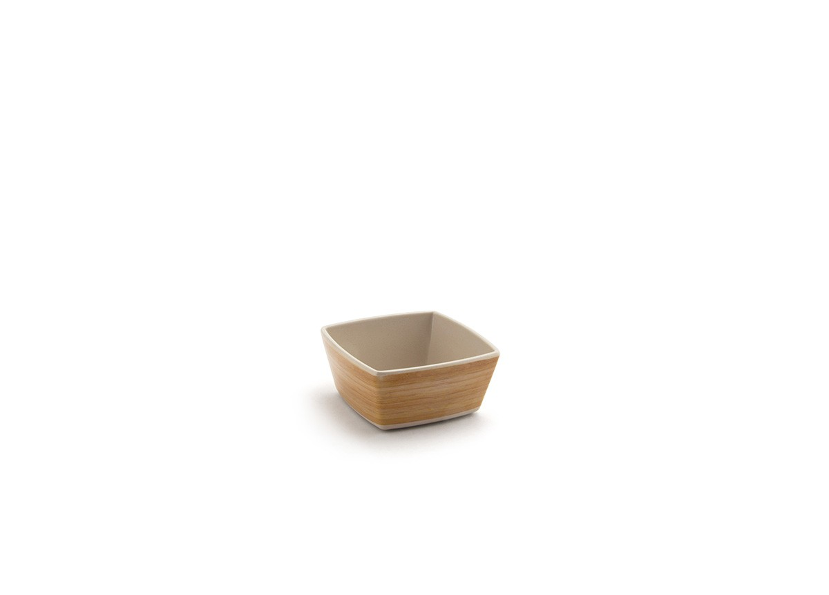 "3.75"" Platewise Mod Square Bowl"