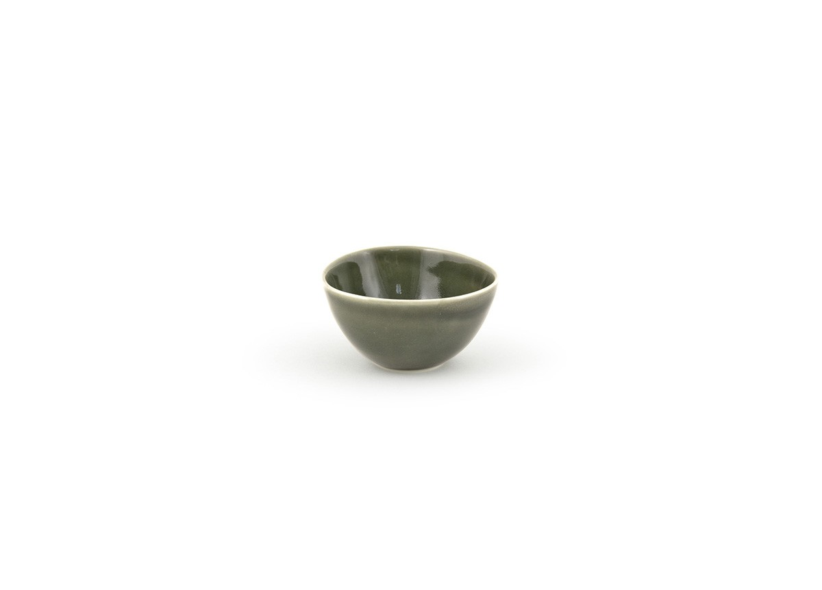 7oz Kiln Bowl - Leek