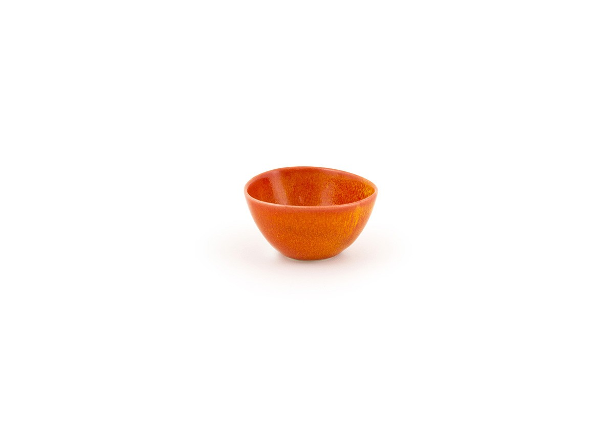 7oz Kiln Bowl - Blood Orange