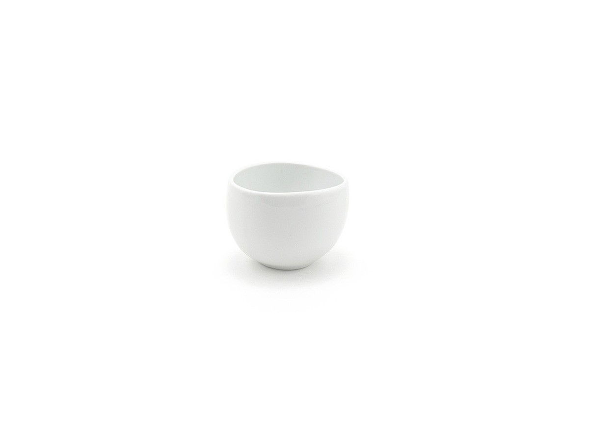 8oz Tides Tall Cup/Bowl - White