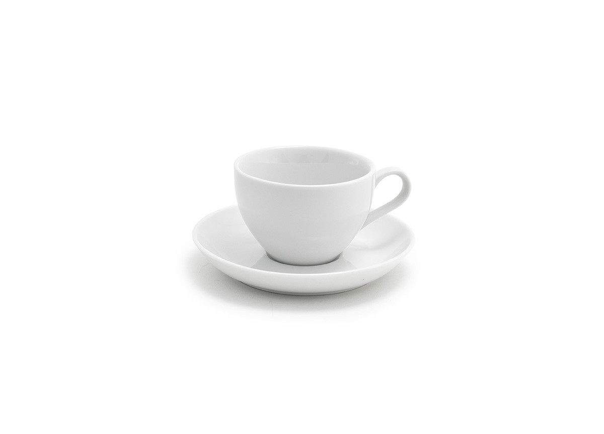 6oz Seattle Cup & Saucer