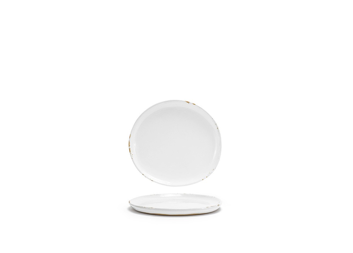 "7.5"" Artefact Plate - White"