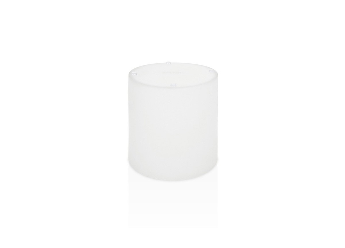 Resin Cylinder - Ice