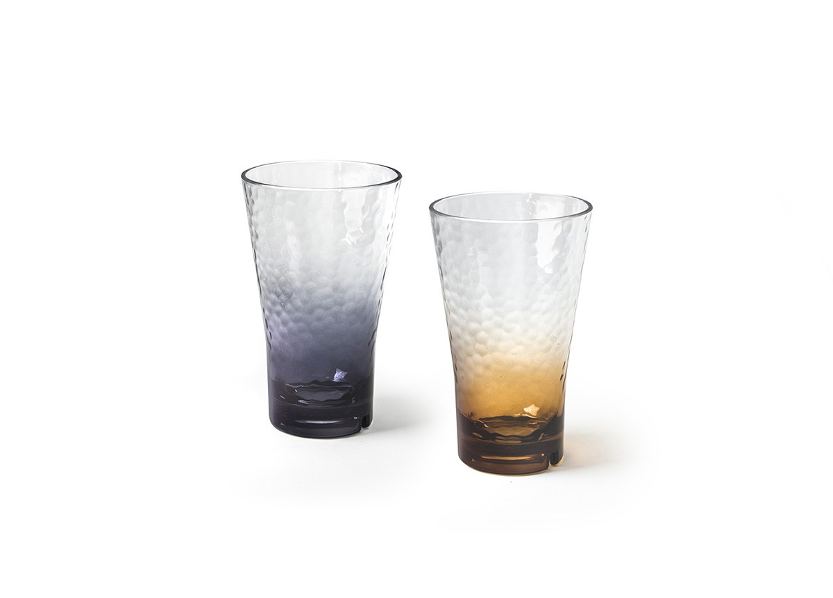 16oz Drinkwise Hammered Highball