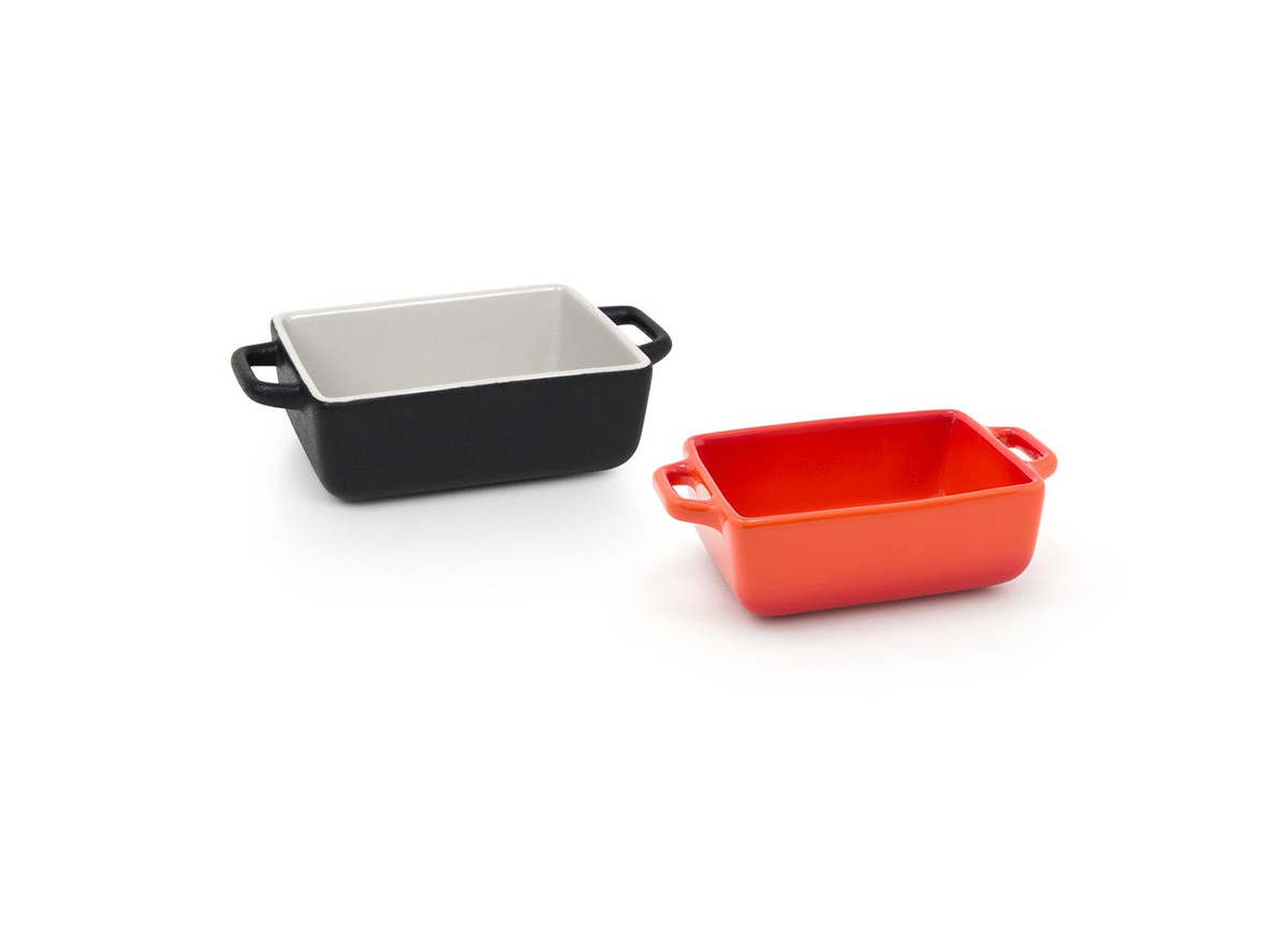 16oz Rectangle Kiln Ovenware Dish