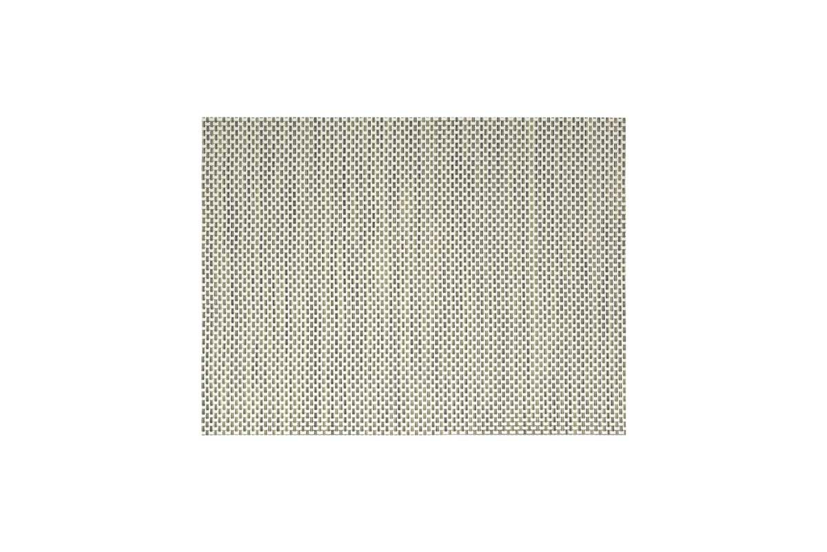 "16"" x 12"" Basketweave Mat - Sage"