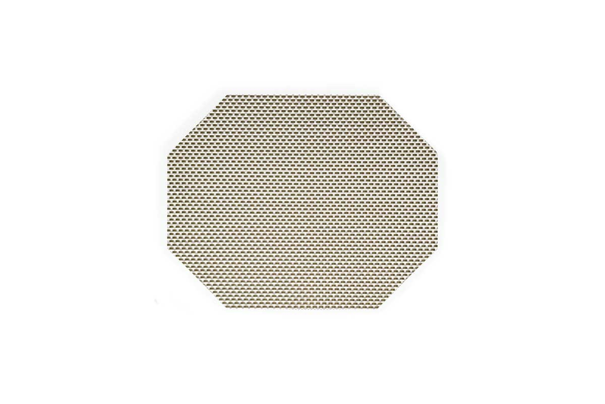 "11"" x 14"" Basketweave Mat - Sage"