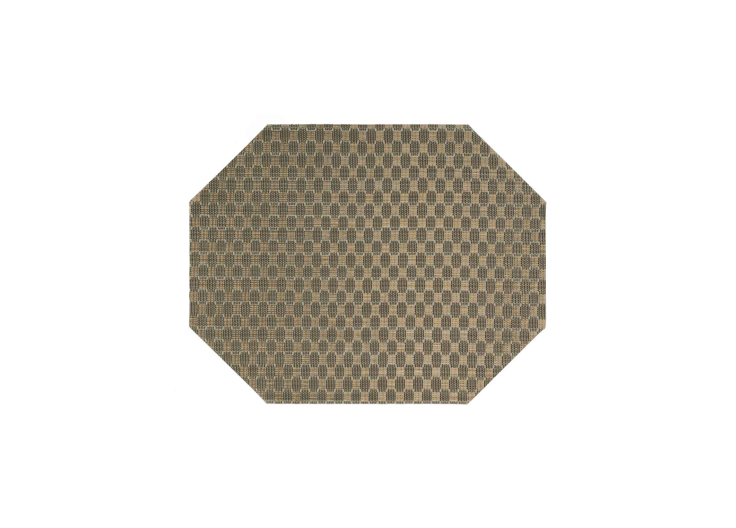 "11"" x 14"" Honeycomb Mat - Bronze"