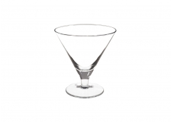14oz Tall Martini/Gelato Glass