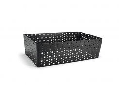 Full Size Dots Housing - Deep - Matte Black