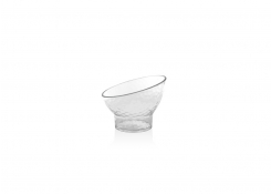 "4.5"" Drinkwise Slanted Footed Bowl"
