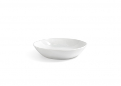 "9.75"" Kiln Bowl - White"