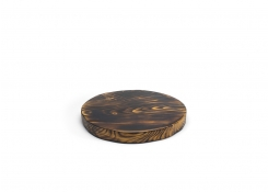 """12"""" Round ROOT Board - Carbon"""