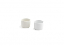 2oz Tall Canvas Cup/Ramekin