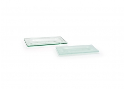 "8"" x 4"" Rectangle Arctic Plate"