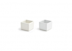 1oz Square Canvas Ramekin