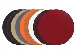 "12"" Round Reversible Liner/Mat"