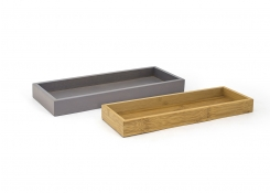Bamboo Rectangle Tray