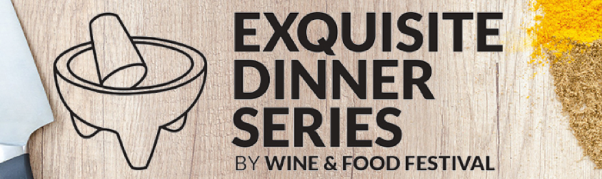 Mexico Wine & Food - Exquisite Culinary Series - Dominique Crenn