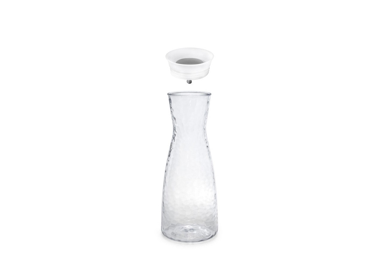 20oz Drinkwise®  Hammered Carafe and Cover