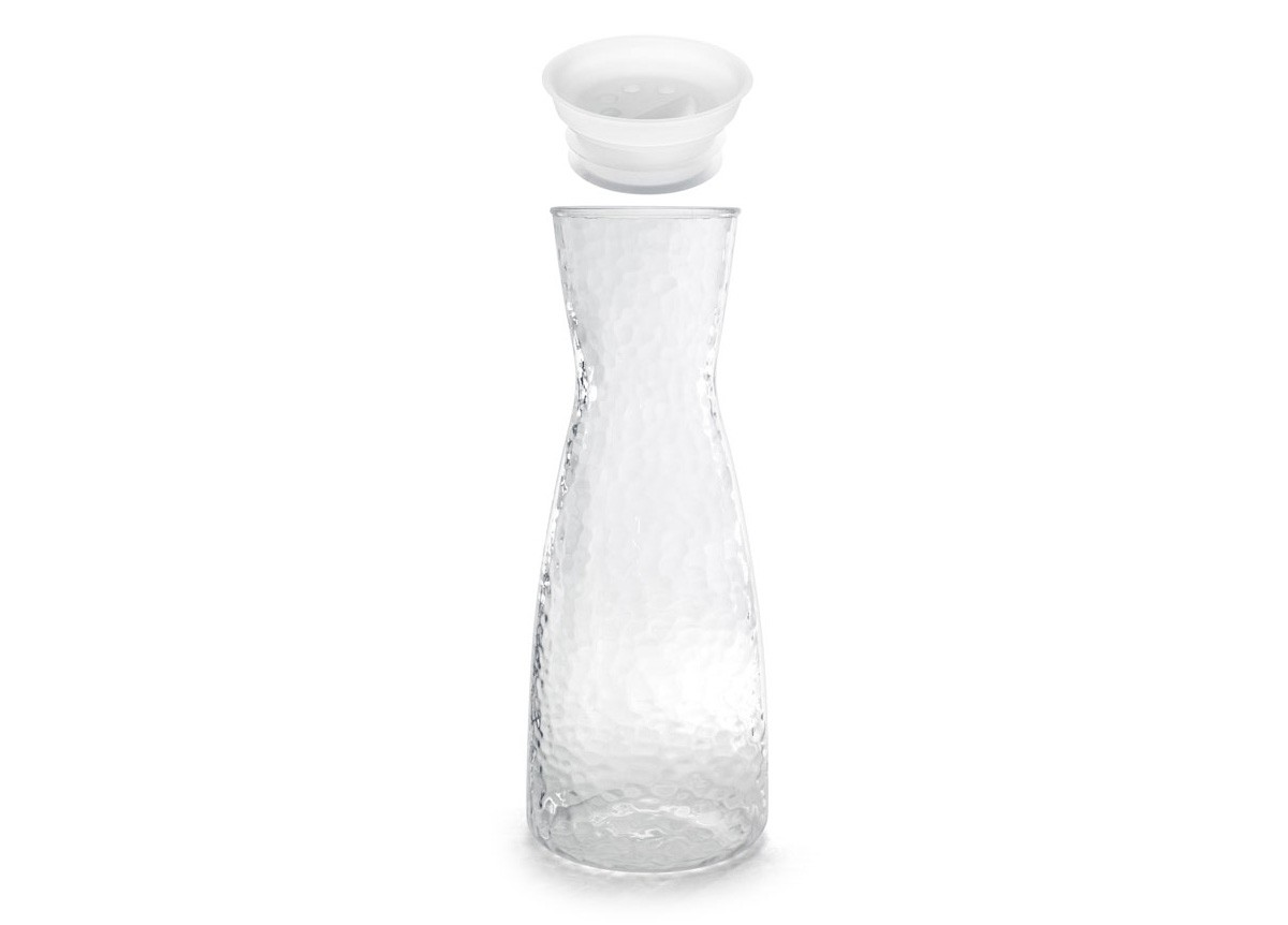 38oz Drinkwise®  Hammered Carafe and Cover