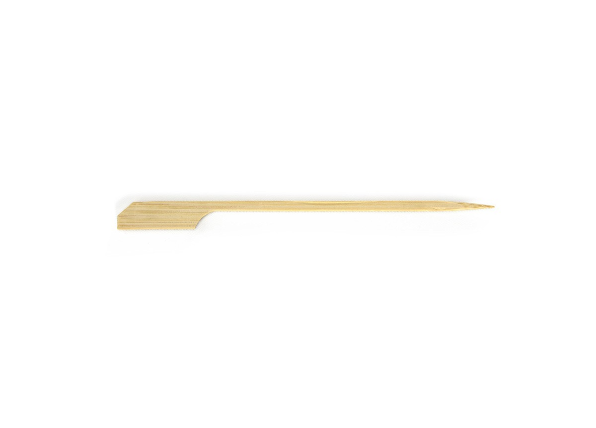 "5"" Bamboo Paddle Pick -100 per Bag"