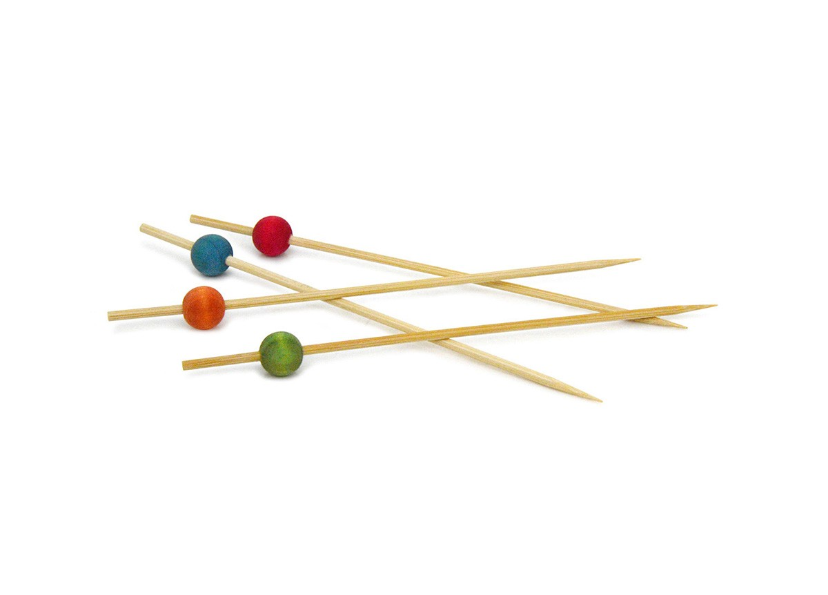 "6"" Ball Pick - Assorted"