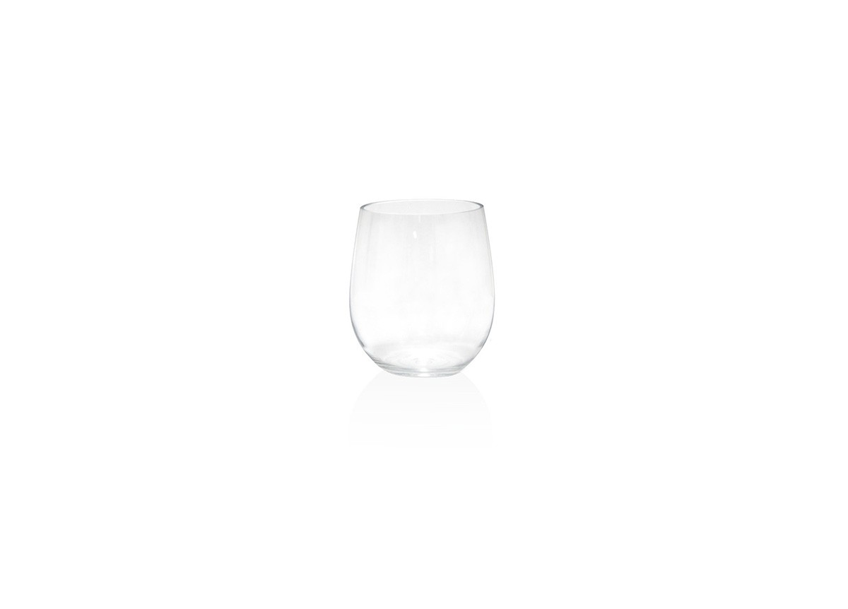 15oz Drinkwise Stemless Wine - Clear