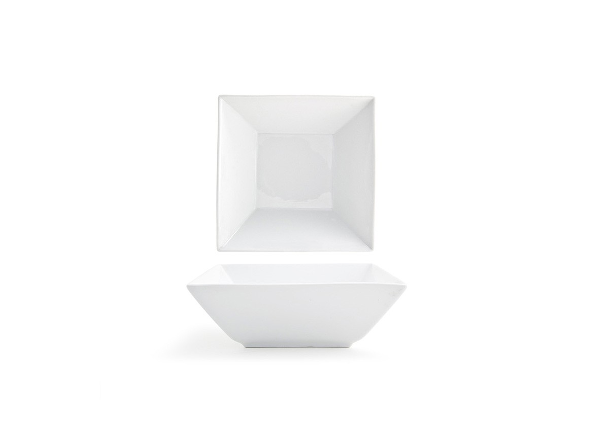 "9"" Square Tall Kyoto™  Bowl - 60oz"