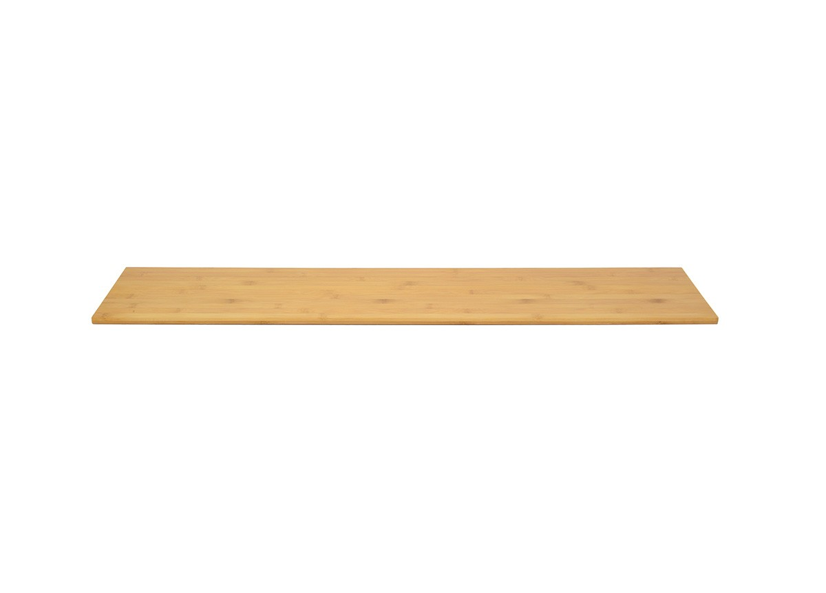 "8"" x 36"" Buffet Boards - Natural Bamboo"