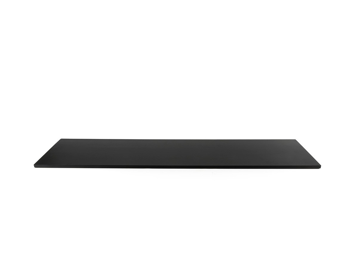 "36"" x 8"" Bamboo Board - Black"