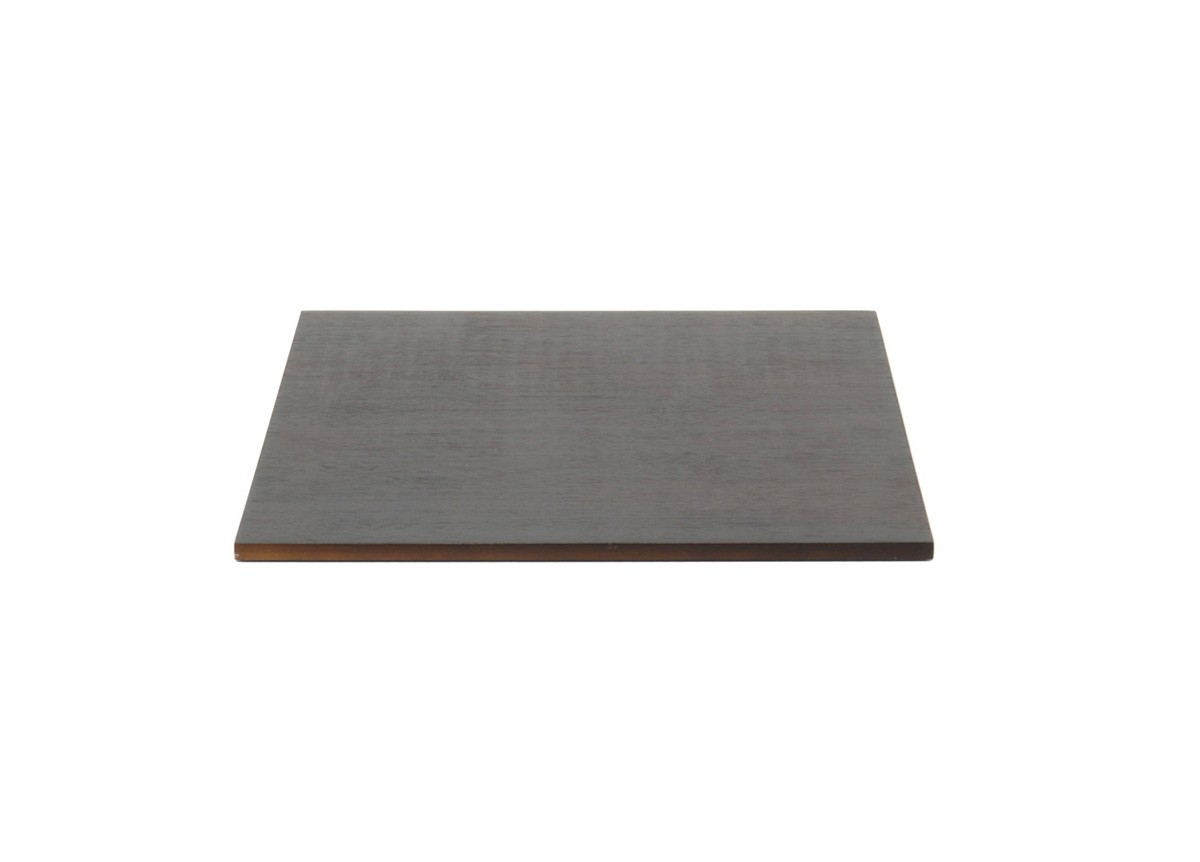 "14"" x 14"" Buffet Boards - Mahogany Bamboo"