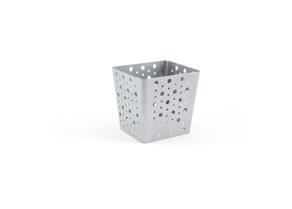 1/6 Size Dots Housing - Deep - Silver
