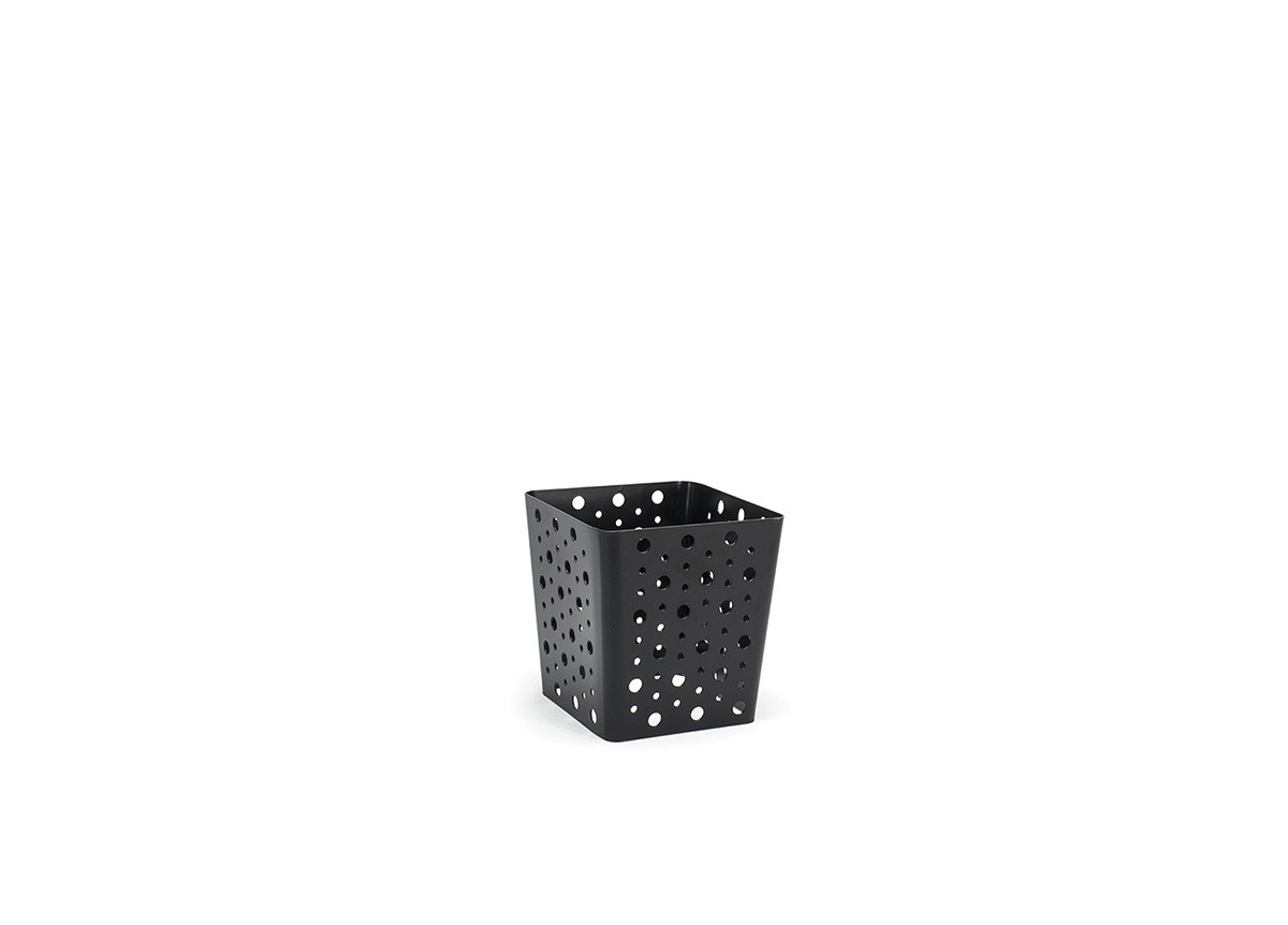 1/6 Size Dots Housing - Deep - Matte Black