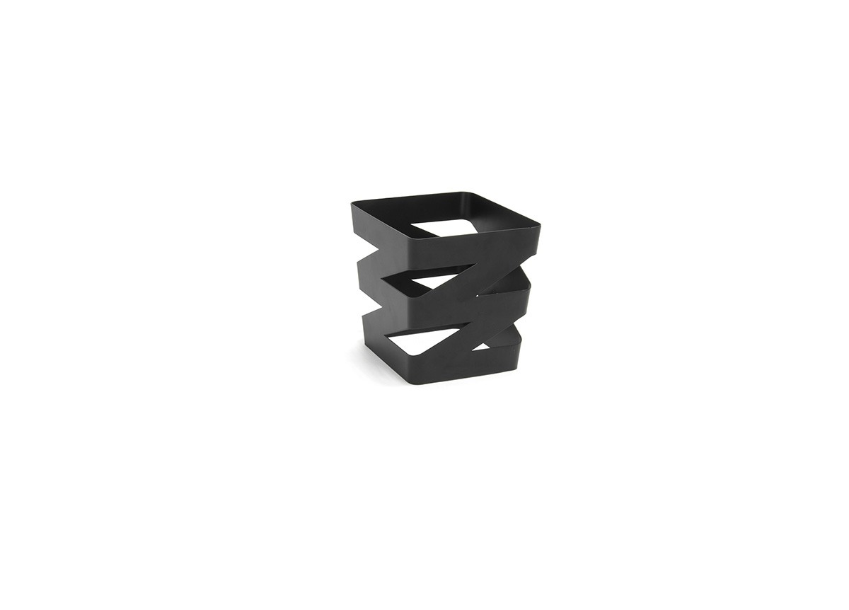 1/6 Size Zig Zag Housing - Deep - Matte Black