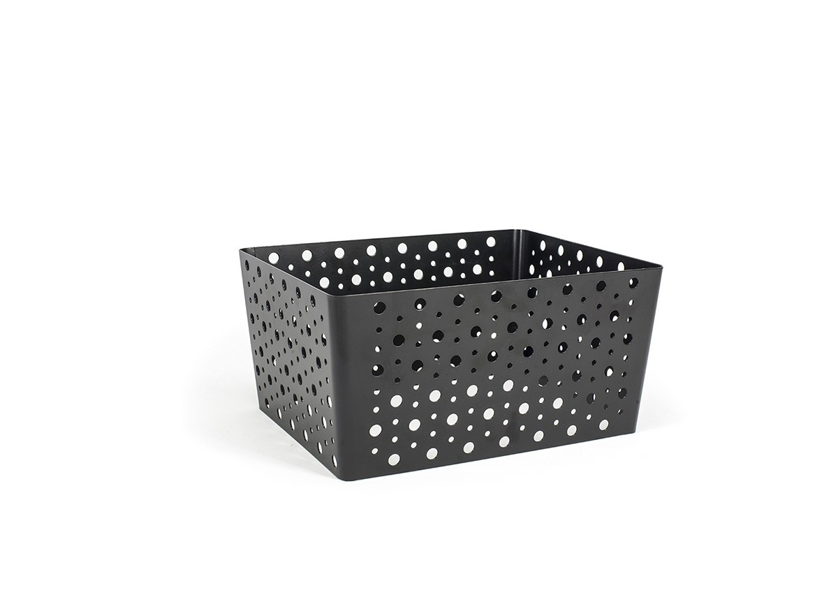 Half Size Dots Housing - Deep - Matte Black