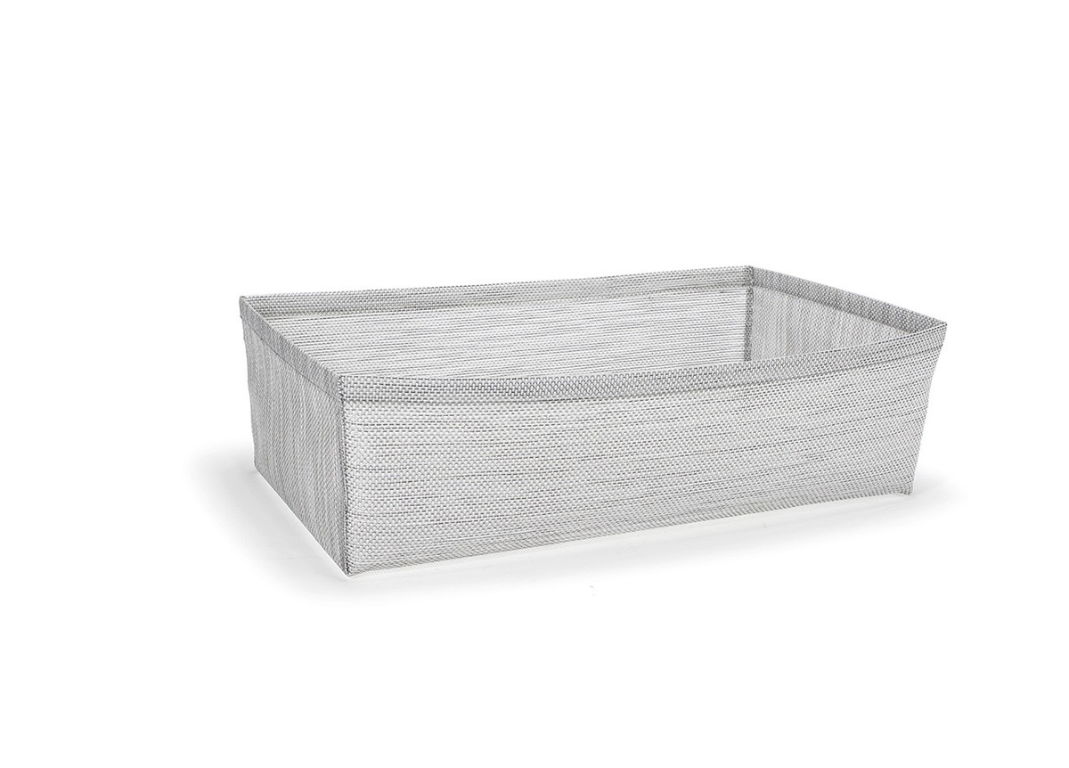 Full Size Metroweave®  Housing - Deep - Mesh Grey