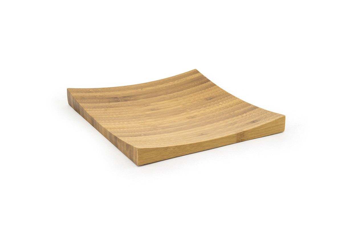 """7"""" Flare Bamboo Plate"""