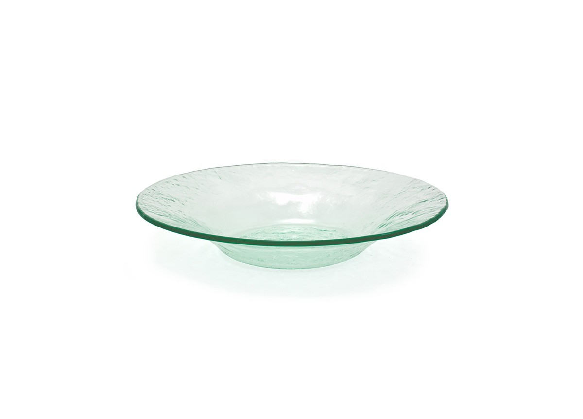 "12"" Round Flare Acrtic Bowl - 48oz - Clear"